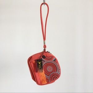 Free with Purchase! Orange Coin Pouch